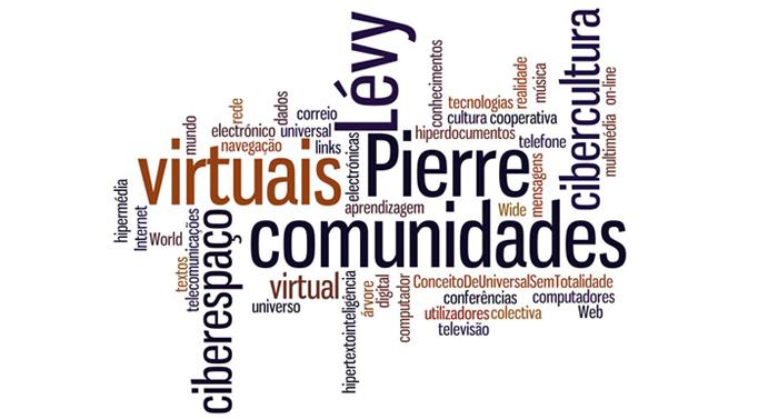 Vídeo: possibilidades do ensino a distância por Pierre Lévy