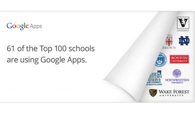 Parceria com o Google traz novidades ao ensino da Ambra College