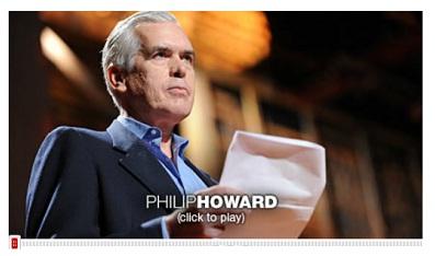 Uma crítica ao sistema legal americano, por Philip Howard