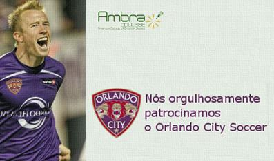 Ambra é a mais nova patrocinadora do Orlando City Soccer