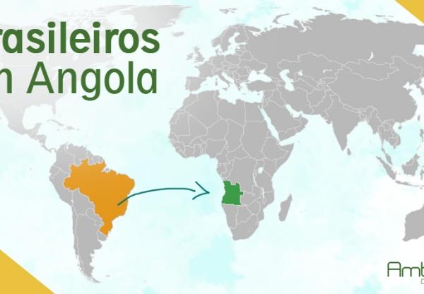 Brasileiros em Angola
