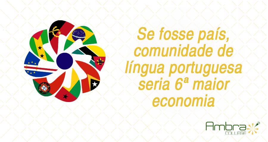 Comunidade de língua portuguesa