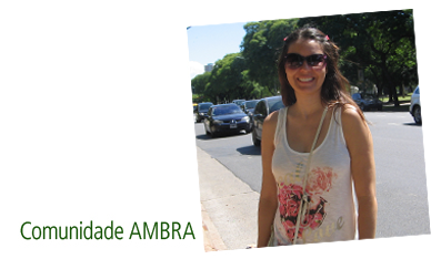 Comunidade Ambra College – Sheila Vieira