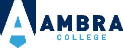 Ambra College - Logomarca