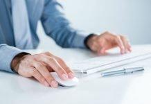 gestão de e-mail