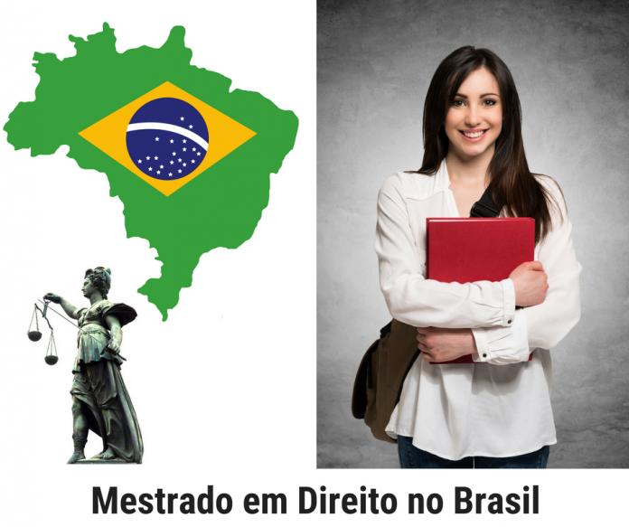 Mestrado em Direito no Brasil