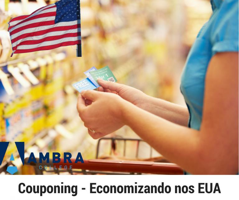 Como economizar nos Estados Unidos da América usando cupons
