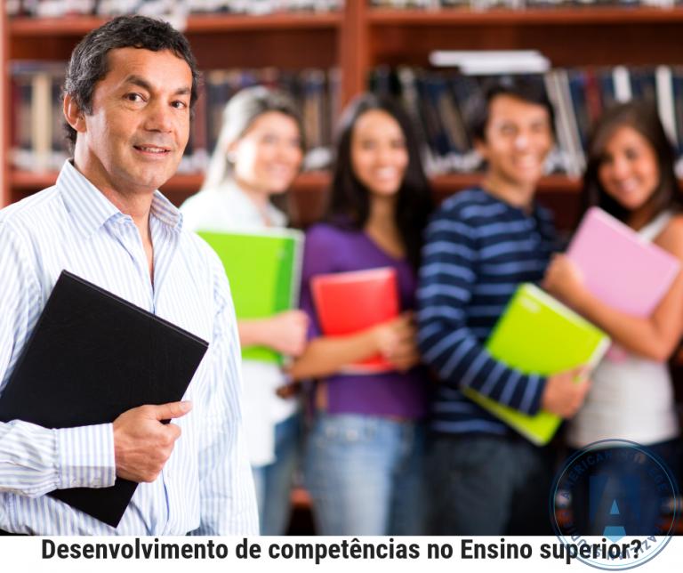 Desenvolvimento de competências no Ensino superior?