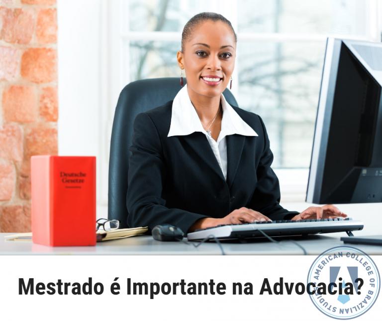 Mestrado é um diferencial competitivo para profissionais da advocacia?