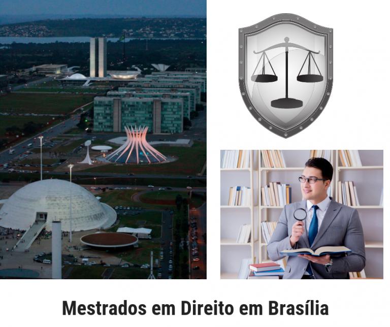Conheça 5 Programas de Mestrado em Direito em Brasília