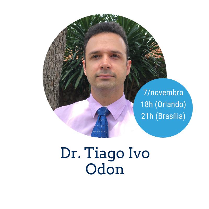 Palestra Dr. Tiago Odon