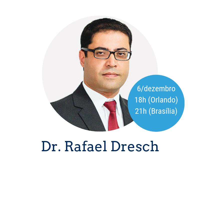 Palestra Prof. Dr. Rafael Dresch