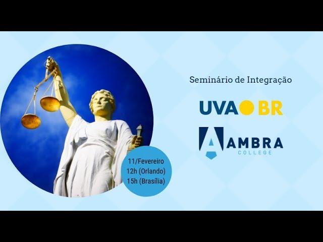 O Acordo de Cooperação Internacional entre a Ambra College e Universidade Veiga de Almeida