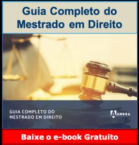 Guia Completo do Mestrado em Direito