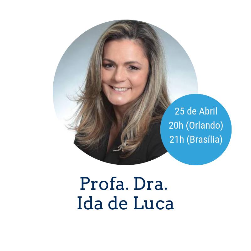 Palestra Profa. Dra. Ida De Luca