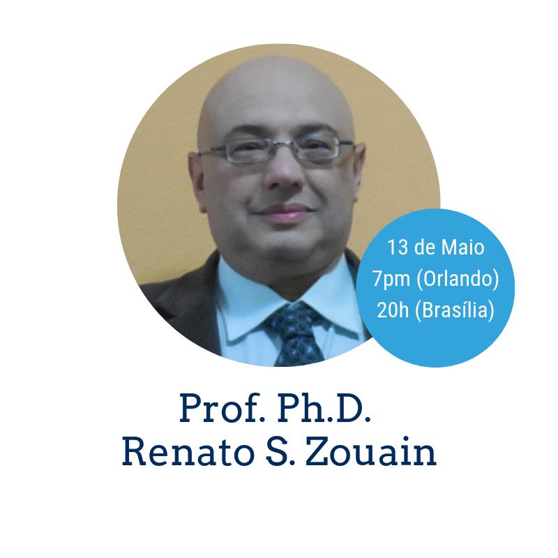 Prof. Dr. Renato Zouain