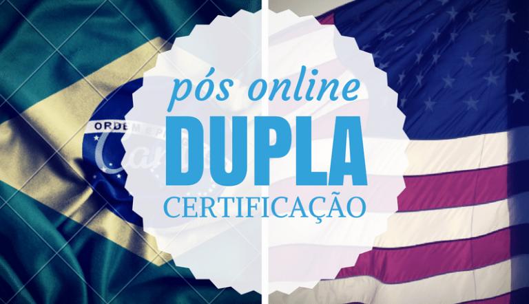 MBA no Brasil com Pós-graduação Internacional ( Estados Unidos da América )