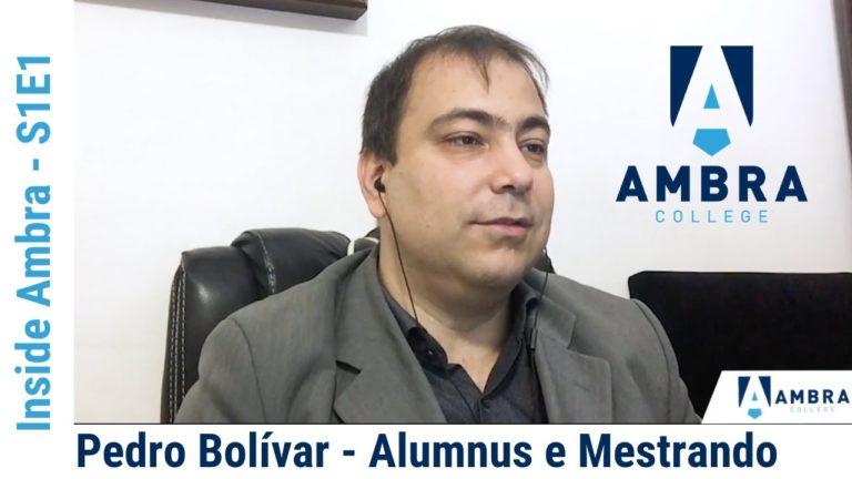 Conheça Pedro Bolivar mestrando em direito na Ambra University