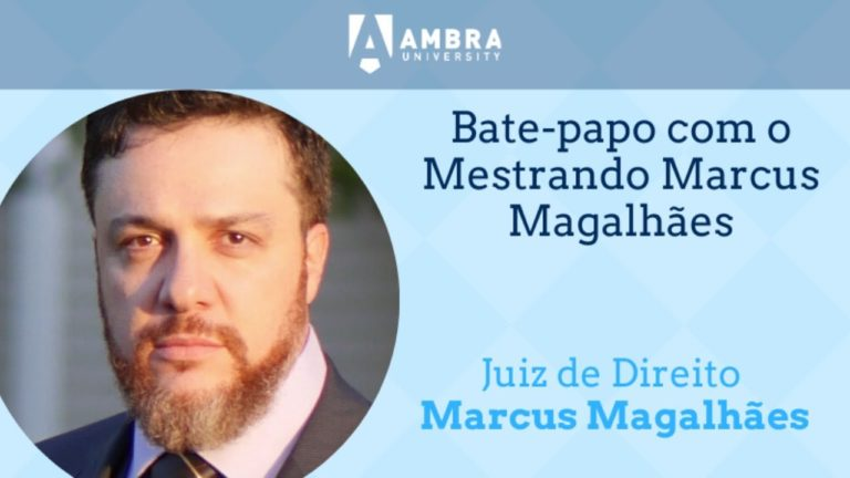 Mestrando Marcus Magalhães